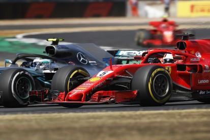 Sebastian Vettel had to 'surprise' Valtteri Bottas to win British GP