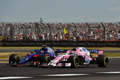 F1 penalty costs Gasly 10th place in British Grand Prix
