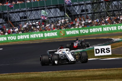 Ericsson's British GP crash caused by 'slipping' off DRS button