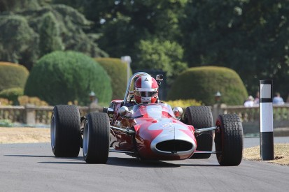 Lotus F2 car wins fourth running of Chateau Impney hillclimb revival