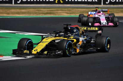Austria tyre 'shock' led to Renault F1's British GP strategy