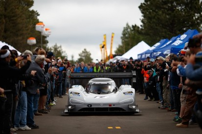 VW to tackle Festival of Speed hillclimb with Pikes Peak record car