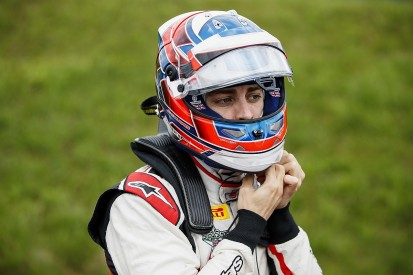 GP3 racer Jake Hughes headlines entry for inaugural Asian F3 round