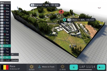 Third instalment of Motorsport Manager mobile game announced