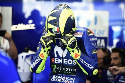 Valentino Rossi: Last Yamaha MotoGP victory feels 'a lifetime ago'