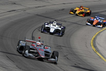 Power: IndyCar drivers hiding struggles behind downforce concerns