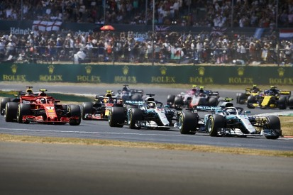 Mercedes doing 'a lot of work' to improve F1 race starts
