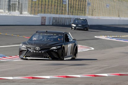 NASCAR adjusts Charlotte 'roval' chicane after test corner-cutting