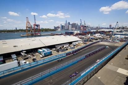 New York Formula E track changes not good for Virgin - Sam Bird