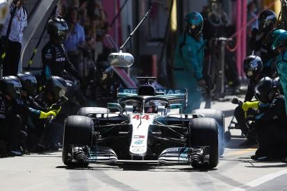 Mercedes Formula 1 team announces new technical structure for 2019
