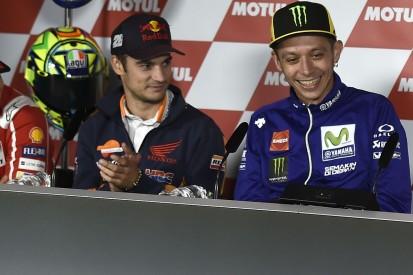 Valentino Rossi: Dani Pedrosa deserved at least one MotoGP title