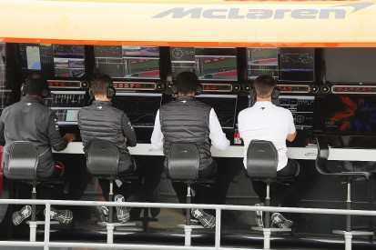 McLaren Formula 1 team decision-making has been 'gridlocked'