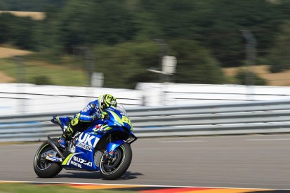Sachsenring MotoGP: Andrea Iannone sets practice one pace