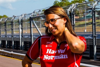 Why Simona de Silvestro is favourite to replace Craig Lowndes