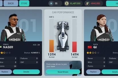 Details of Motorsport Manager Mobile 3 game revealed