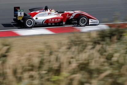 Zandvoort European F3: Ferrari junior Zhou leads Prema 1-2-3-4