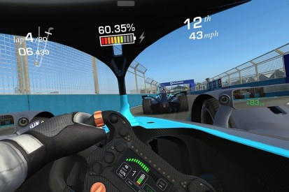 Formula E's Gen2 car set to join Real Racing 3 mobile video game