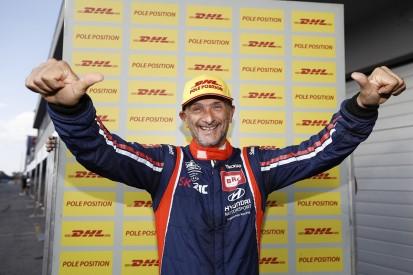 Slovakia WTCR: Gabriele Tarquini leads Hyundai qualifying dominance