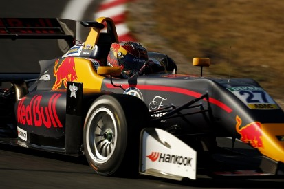 Red Bull Formula 1 junior Dan Ticktum takes double Zandvoort pole