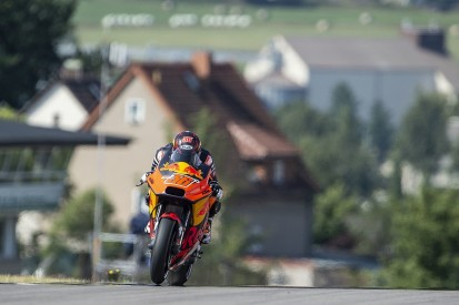 Injured KTM rider Mika Kallio ruled out of MotoGP's German GP
