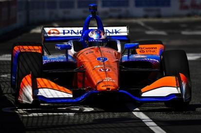 Ganassi's Scott Dixon sweeps IndyCar Friday practice at Toronto
