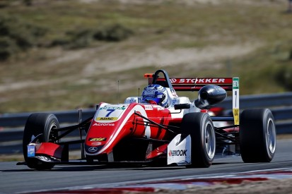 Euro F3 Zandvoort: Prema's Ralf Aron back into title fight with win