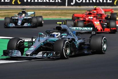F1 form in 2018 giving Valtteri Bottas consolation in winless run