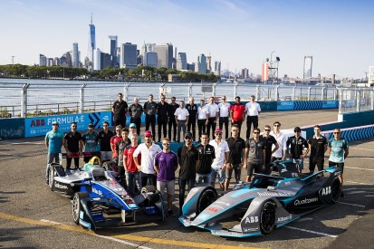Formula E Teams Association chairman Roger Griffiths will exit role