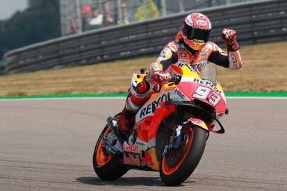 Sachsenring MotoGP: Marc Marquez extends pole position streak