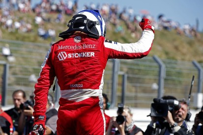 Euro F3 Zandvoort: Ralf Aron doubles up with race two victory