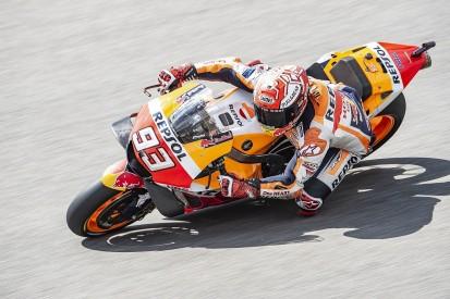 Sachsenring MotoGP: Marquez prioritising title over preserving record