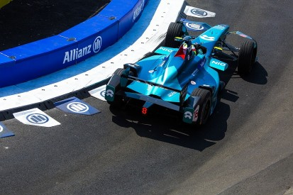 Oliver Turvey ruled out of Formula E's New York finale after injury