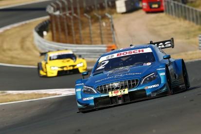 DTM Zandvoort: Gary Paffett extends advantage with race two pole