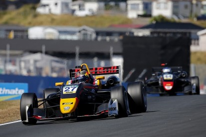 Euro F3 Zandvoort: Dan Ticktum boosted by rivals' 'pathetic mind games'