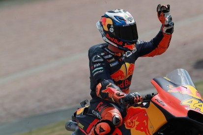 MotoGP riders slam 'idiot' Pol Espargaro after German GP crash