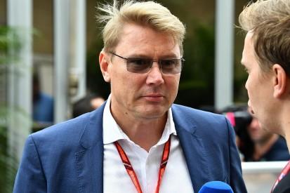 F1 legend Mika Hakkinen open to racing return at Goodwood Revival