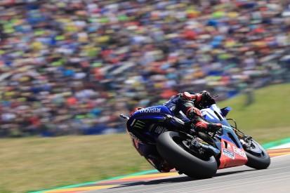 'Brutal' Yamaha MotoGP engine still a problem - Maverick Vinales