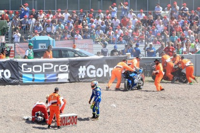 Pol Espargaro 'super-sorry' for causing Sachsenring MotoGP crash