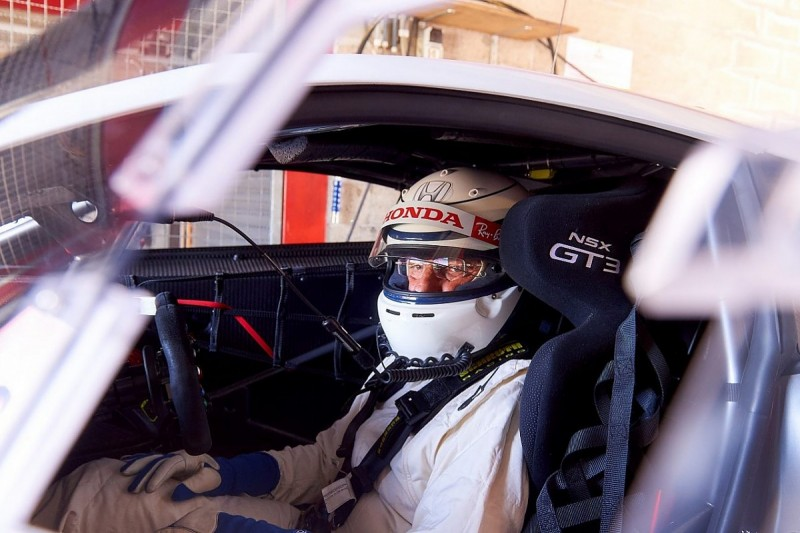 Ex-F1 driver Riccardo Patrese to make racing return in Spa 24 Hours