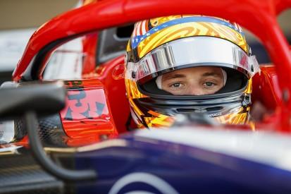 Trident Formula 2 team drops banned Haas F1 junior Santino Ferrucci
