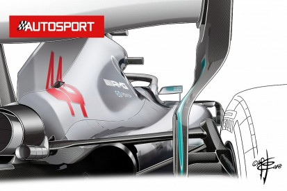 How F1 mirrors could look when FIA rule changes are enforced