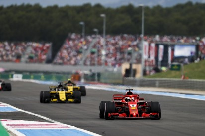 Renault impressed by Ferrari's F1 engine progress in 2018