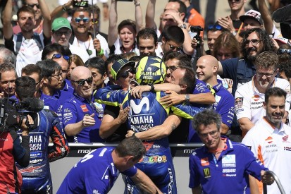 Valentino Rossi: My demands making Yamaha MotoGP staff 'run away'