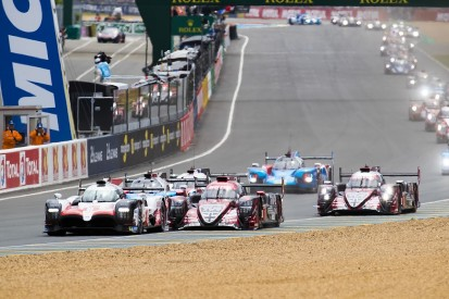 WEC changes EoT rules to balance Toyota and privateers LMP1 battle