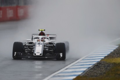 Formula 1: Leclerc leads Sauber one-two in final practice