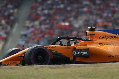 Alonso: Data shows 'clear' downforce loss on Vandoorne's McLaren