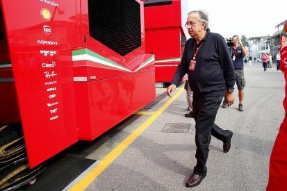 Ferrari announces Sergio Marchionne exit due to poor health