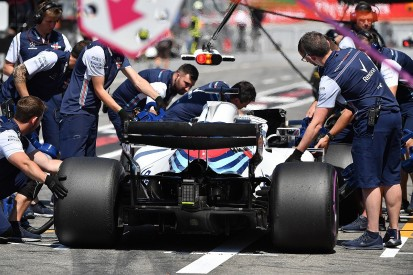 Williams F1 team traces cause of Silverstone qualifying disaster