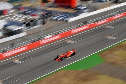 Ferrari half a second quicker on straights in F1 qualifying - Mercedes