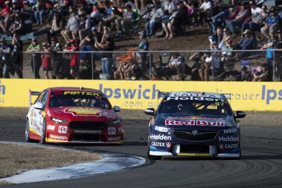 Title contenders split Queensland Supercars wins